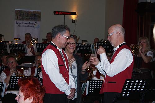 Nieuwjaarsconcert, Kruisberg 2015 (Huldiging)
